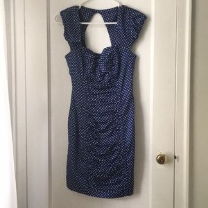 $35 GUESS poka dot dress